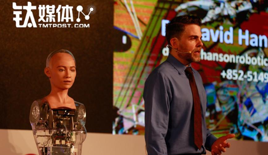 David Hanson • Hanson Robotic CEO